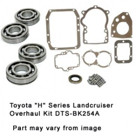 Toyota  H Series Landcruiser Overhaul Kit DTS-BK254A