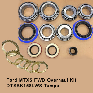 Ford MTX5 FWD Overhaul Kit DTSBK158LWS Tempo