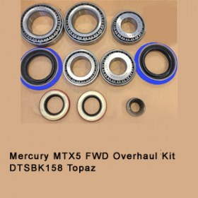 Mercury MTX5 FWD Overhaul Kit DTSBK158 Topaz